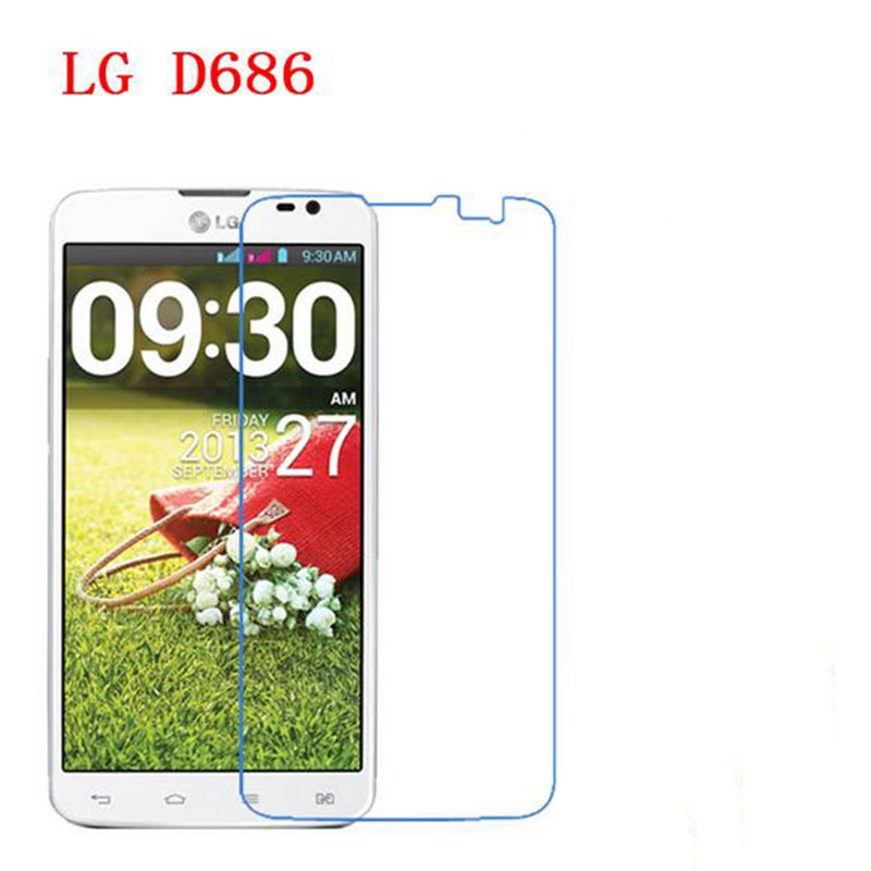 3 PCS HD font b phone b font film PE touch preserving eyesight for LG G
