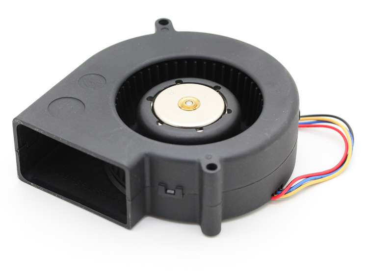 Купить с кэшбэком Original for delta BFB1012VH  9733 turbo centrifugal fan blower 12V 1.80A wind capacity 97*97*33mm