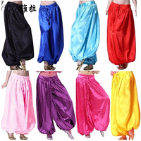 2017 Belly Dance Tribal Harem Pants Bellydance Indian Pants Egyptian Lantern Pants For Christmas Loose Trousers