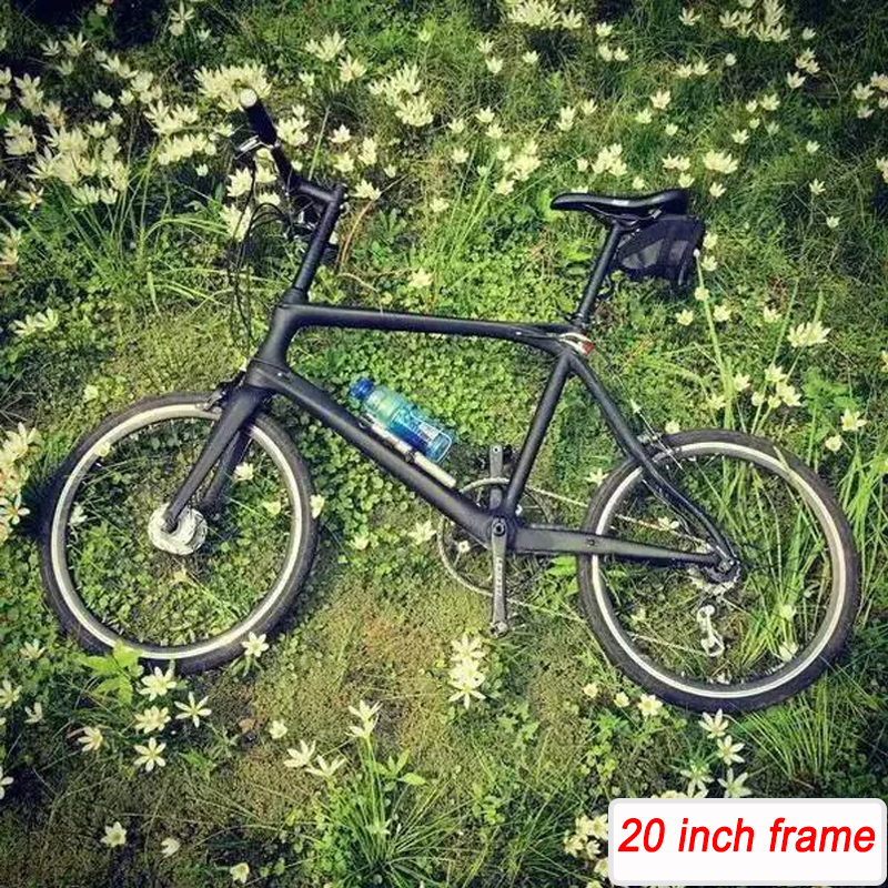 Able Sports 2017 new 20inch road bicycle frame city bike lightweight ...