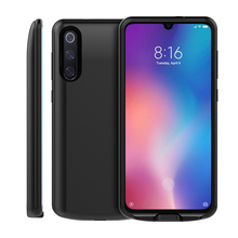For Vivo S1 Pro Case 5000mAh Battery Charger Cover Extended Backup Power Back Protective Vivi Charging