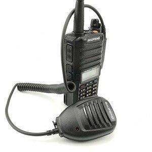 Image 2 - 1/2/5pcs originale Baofeng UV 9R impermeabile PTT altoparlante Mic microfono per Baofeng UV 9R A58 UV XR GT 3WP WP Retevis RT6