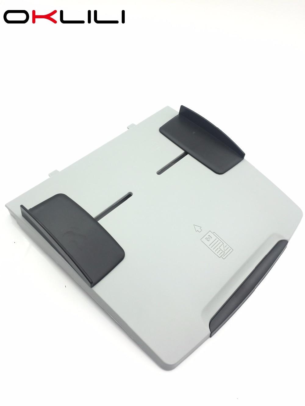 Q6500-60119 Q3948-60214 CB534-60112 ADF Paper Input Tray for HP 1522 CM1312 CM2320 3390 3392 M2727 2820 2840 3050 3052 3055 r97541w leaf style copper zircon finger ring silver