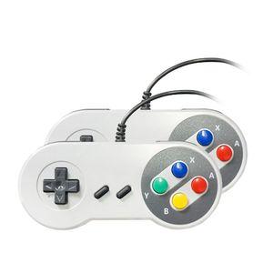 Image 4 - Super mini hdmi snes nes retro clássico console de jogos de vídeo jogador de jogo de tv embutido 821 jogos com gamepads duplos