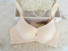 Envsoll B C D Cup Maternity Bra Nursing Bra Breast Feeding Bra For Pregnant Women Breastfeeding Clothes Cotton Push Up Underwear
