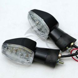 LED Turn Signals Blinker Light For Honda CBR600 F3 f4 F4I CBR900RR CBR929 CBR 125R CB600F Hornet VTR 1000 SP1 CBR1100XX