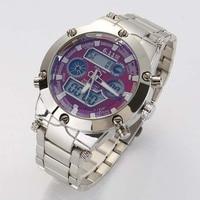 Brand 6 11 fashion digital watch men led full steel mens sports quartz watch military army.jpg 200x200