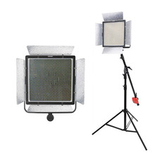 лучшая цена YONGNUO YN10800 900 LED lamp beads LED Video Light with Equipped Bracket 3200K-5500K LED Lighting for Makeup photography Youtube