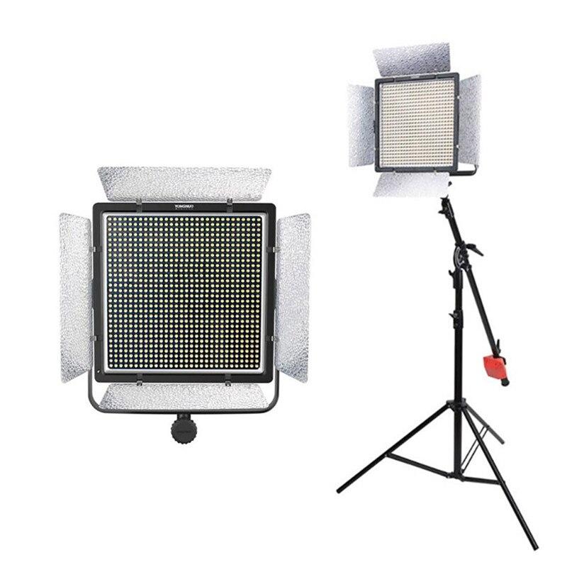 YONGNUO YN10800 900 perles de lampe à LED LED lumière vidéo avec support équipé 3200 K-5500 K LED éclairage pour la photographie de maquillage Youtube
