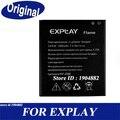 10 шт./лот 100% Первоначально для Explay flame Батареи 2000 мАч Высокое Качество Мобильного Телефона Аккумулятор Bateria Batterij АККУ