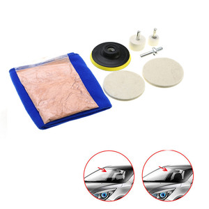 Image 2 - New 1 Set Universal Car Windscreen Window Scratch Repair Remover Glass Polishing Kit Auto Polishing & Grinding Materials Tools