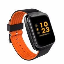 Купить с кэшбэком 2018 New Multi-Function Sport Smart watch men Heart Rate Monitor Fitness tracker Smart Bracelet For Android Smartwatch Phone