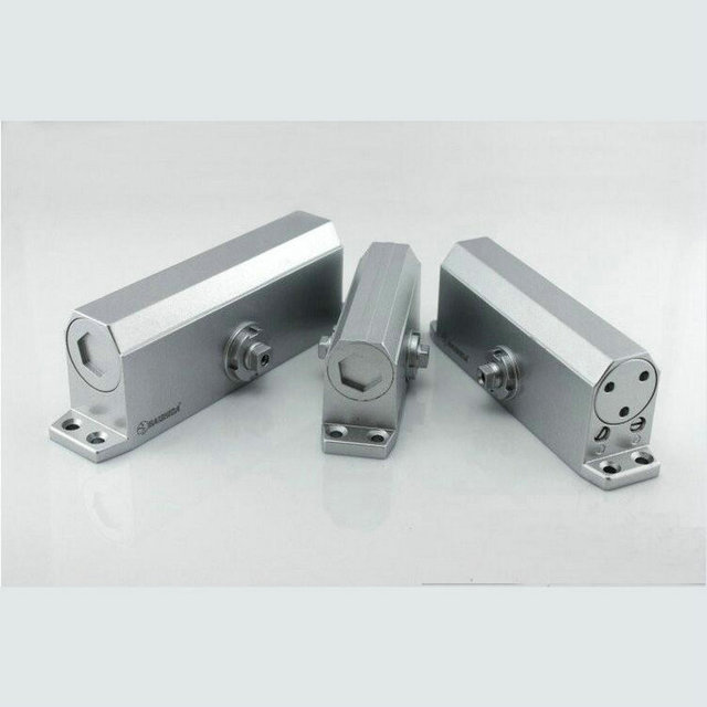 HQ H5 238 Model Medium Type 90 Degree Positioning Household Heavy Duty Hydraulic Aluminium Door Closer