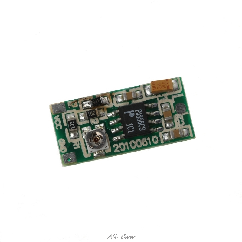 635nm 650nm 808nm 980nm TTL Laser Diode Driver Board Drive 5V Supply 50-300mA Integrated Circuits S927