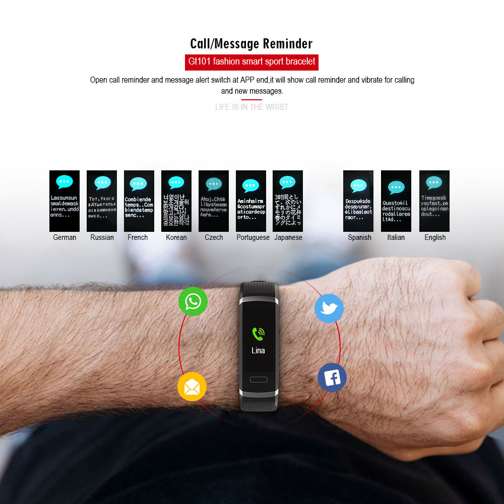 GT101-Smart-Bracelet-Color-Screen-Multi-Language-Message-Push-Continuous-Heart-Rate-Monitor-Fitness-Tracker (1)