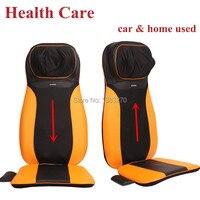 Nowy fotel do masażu shiatsu toczenia NOWY poduszka do masażu masaż poduszki do siedzenia samochodu z ogrzewanie 12 V