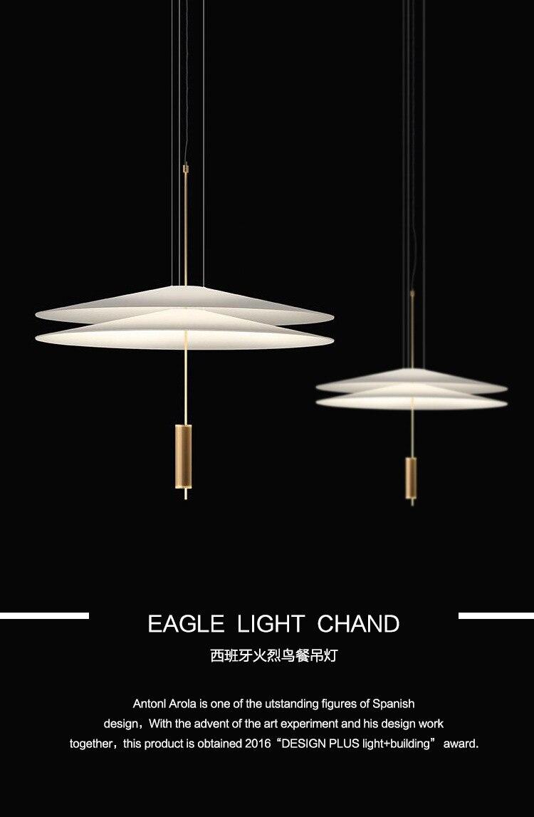 HTB1n9lWelWD3KVjSZKPq6yp7FXa7 - Modern Acrylic LED Pendant Light Shadow Dining Room Kitchen Light Designer Hanging Lamps Indoor Lighting
