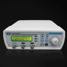 Digital signal generator DDS frequency generator Dual-channel Function Generator Arbitrary Waveform/Pulse 200MSa/s 20MHz free shipping mhs 3200a 12mhz dds nc dual channel function signal generator dds signal source 4 kinds of waveform output