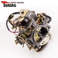 Carburetor Carb Fits for Nissan 720 Pickup 2.4L Z24 1983 1986 & Vanette 1986 16010 21G61 1601021G61