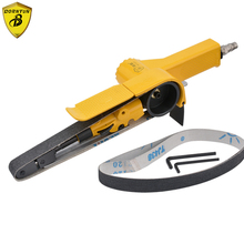 цена на Air Belt Sander Pneumatic Air Belt Sander 20mm*520mm Sanding Tool Air Pneumatic Sanding Tools Orbital Air Sander Tooling Machine
