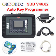 Check Discount High Quality SBB V33.02/ SBB V46.02 Programming New Key Slica SBB Auto Key Transponder Immobilizers Supports 9 Languages