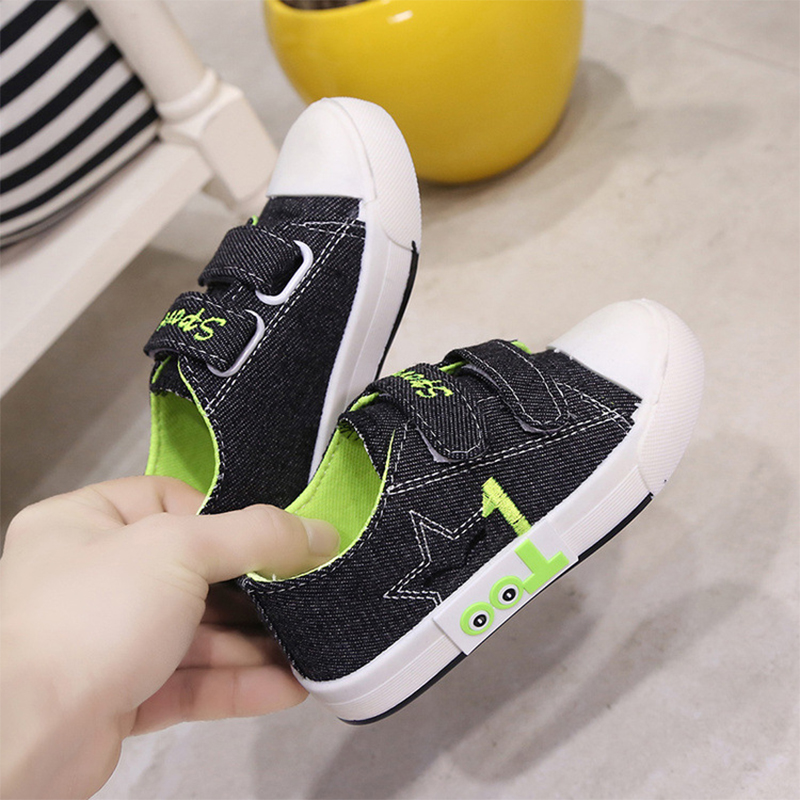 278aa06c97a3 2017 Sneakers With Wheels Fashion Casual Children Canvas Shoes For Non slip  Comfortable Sneakers Kids School Chaussure Garcon -in Sneakers from Mother  ...