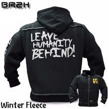 Mutant New Autumn Fitness Hoodies Brand Clothing Men Hoody pullover Casual Sweatshirt Muscle Mens Slim Fit Hooded Jackets