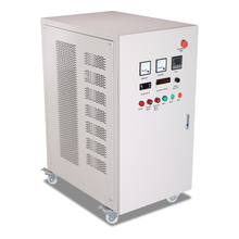 10-100 Гц/ч, полностью автоматическая озоновая машина с водяным охлаждением и источником кислорода для очистки сточных вод+ по морю