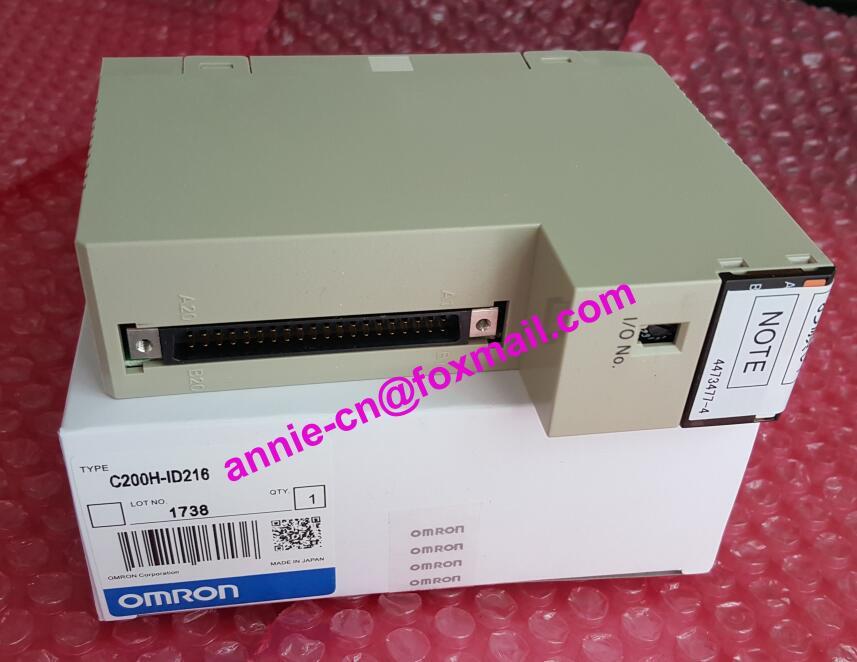 C200H-ID216   OMRON  PLC CONTROLLER INPUT UNIT dhl ems om ron new plc input unit c200h bc051 v2 c200hbc051v2 e1