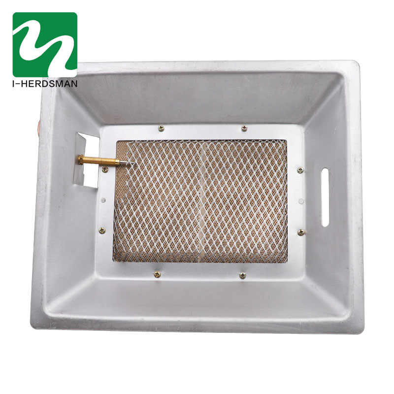 Automatic Heating Incubation Equipment Infrared Gas