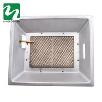 Automatic Heating Incubation Equipment Infrared Gas Brooder Heater Ceramics Catalytic Heating for Poultry Chicken Duck Animal