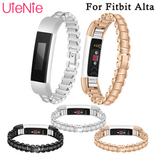For Fitbit Alta smart watch frontier/classic Unique shape replacement strap For Fitbit Alta HR wrist wristband accessories band silicone band for fitbit alta watch band soft strap small large size replacement wristband for fitbit alta hr smart watch