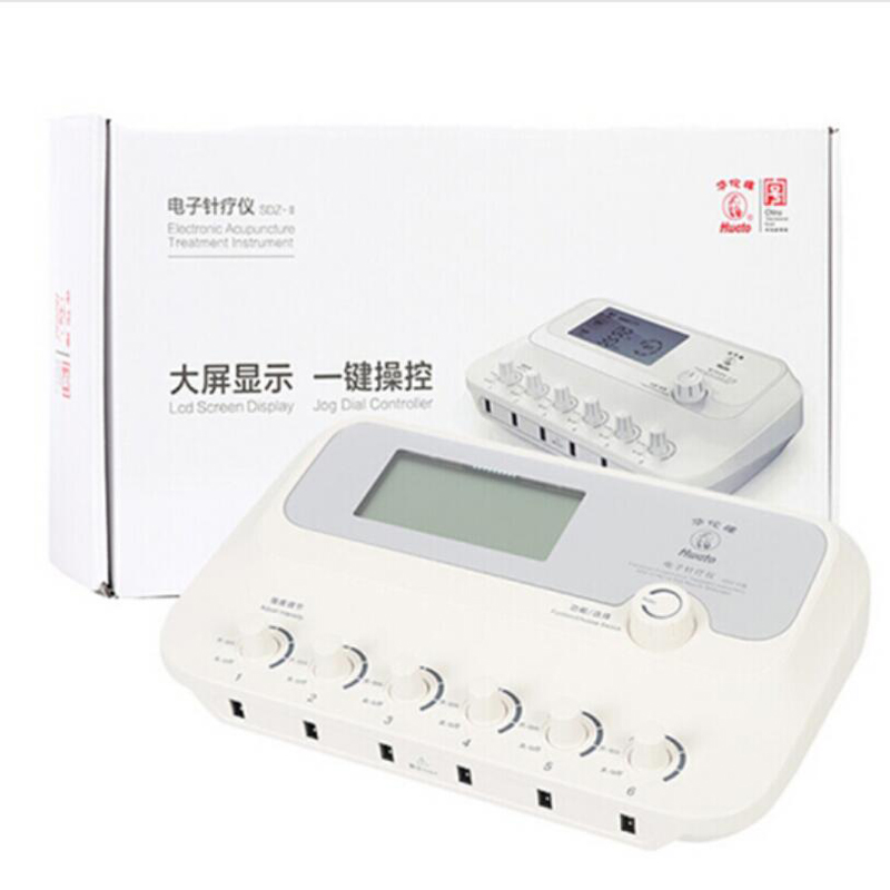 6 Channels Hwato SDZ III Low Frequency Electro Acupuncture Stimulator Acupuncture therapy needle treatment for Nerve