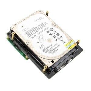 """Image 5 - Raspberry Pi 2.5 """"SATA HDD/SSD لوح تمديد التخزين ، X820 V3.0 USB 3.0 وحدة قرص صلب المحمول لتوت العليق Pi 3 نموذج B +/3B"""
