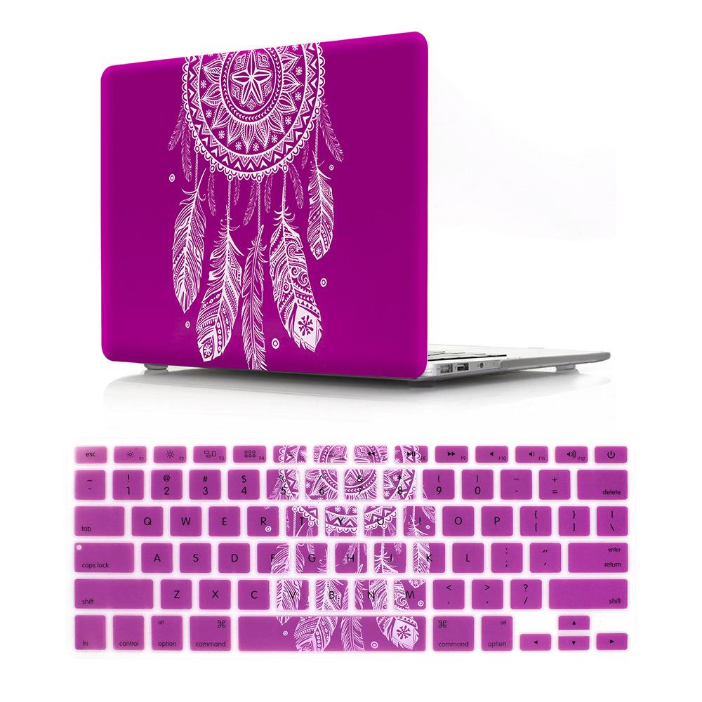 HD Pattern Hard Case for MacBook 69