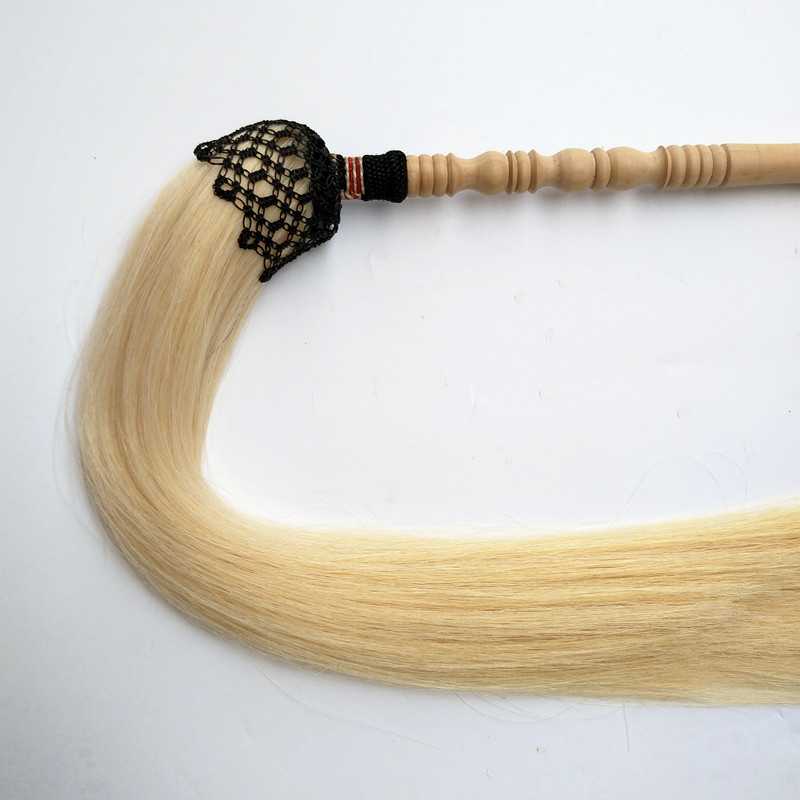 Real Horsetail Whisk Daoist Martial Arts Fu Chen 2