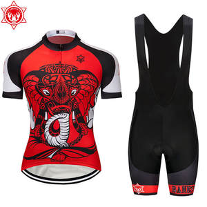 a16981e3c Banesto Cycling Jersey MTB Men s Cycling Clothing 9D GEL Pad Bike Shorts