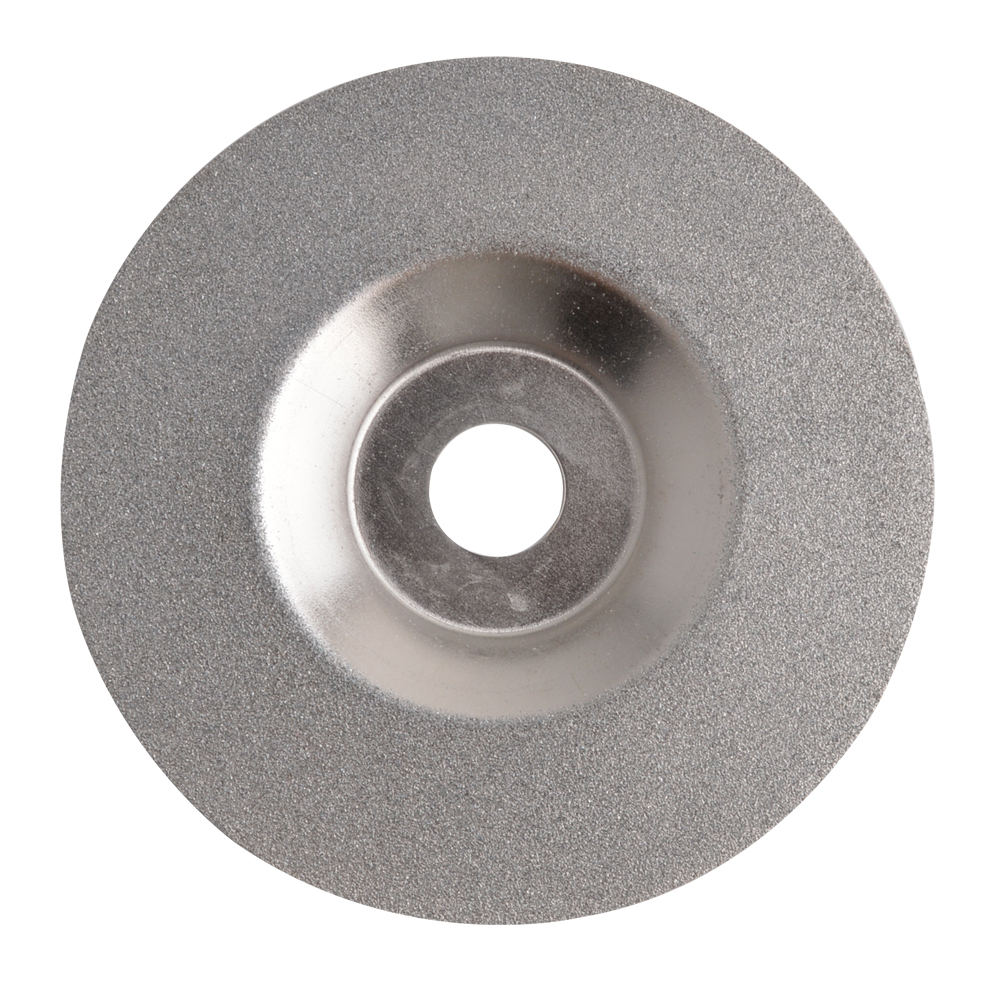 3pcs 100mm Diamond Coated Rotary Glass Tile Cutter Grinding Saw Blade Wheel Disc