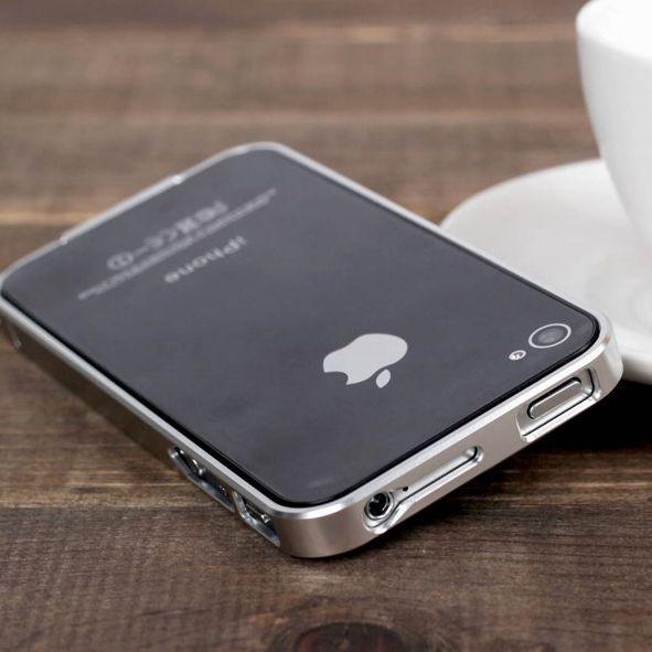 cover iphone 4s aluminium