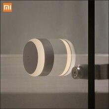 Xiaomi mijia mini 0.25w branco 2 modelo de iluminação suave auto sensor de controle inteligente luz da noite lâmpada para o quarto do bebê escada ferramenta