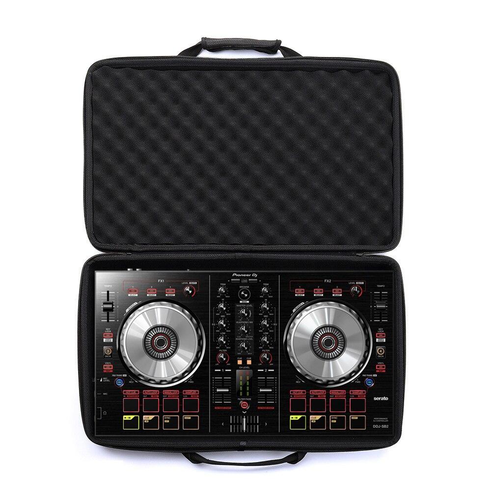 2019 nouvelle housse de protection rigide EVA housse de protection Portable pour Pioneer DJ DDJ 400/DDJ RB/DDJ SB3/contrôleur de DDJ SB2-in Accessoires enceintes from Electronique    2