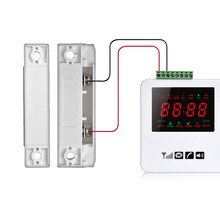 Online Get Cheap Window Alarm Sensor Magnetic Switch