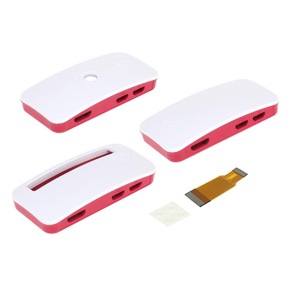 For   Zero W Official Case RPI Zero Box Cover Shell Enclosure Cases Compatible For Raspberry Pi Zero V 1.3 Pi0