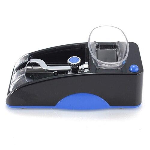 Nuevo Mini Eléctrico Fácil Cigarrillo Inyector Automático Moda 058WG Laminadora