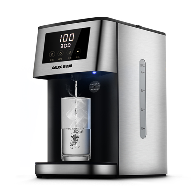 220V AUX <font><b>4L</b></font> Instant Heating Electric Hot Water Dispenser Boiler Automatic Water Supply Instant Heating <font><b>Kettle</b></font> image