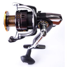 2000 Seires Spinning Fishing Reels 12+1BB High Speed 5.2:1 Anti-Corrosive Saltwater Carp Feeder Metal Fishing Reel Wheel C0