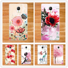 For Alcatel One Touch Pop Star 3G OT5022 5022X 5022D Protector Cover Cute 10 Cartoon Case For Alcatel Pop Star 5022 Bags Holder