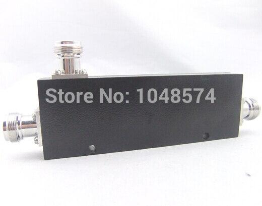 imágenes para 30db 698-2700 MHz 200 W RF conector n hembra Acoplador Direccional de Interior sistema de Construcción