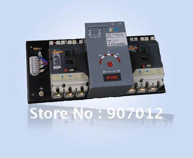 'Free Shipping+2 years warranty 3P 100A dual power automatic transfer switch ATS  by wholesales + retail