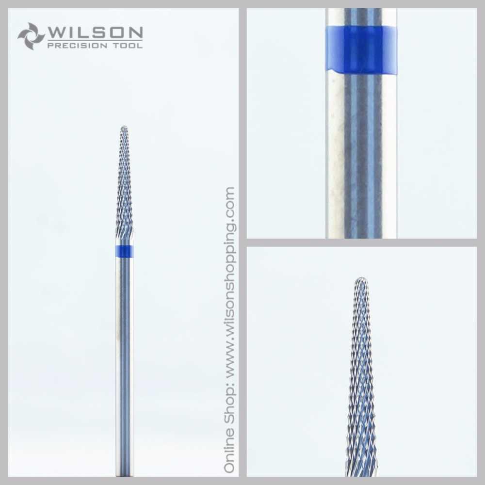 Berlian Cut-Standar (5001704)-ISO 191-Tungsten Carbide Burs-WILSON Carbide Nail Drill Bit & gigi Burs